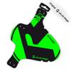 rie:sel design schlamm:PE Błotnik Bright green label zielony/czarny